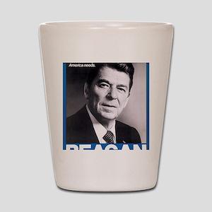 ART Reagan Shot Glass