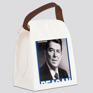 ART Reagan Canvas Lunch Bag
