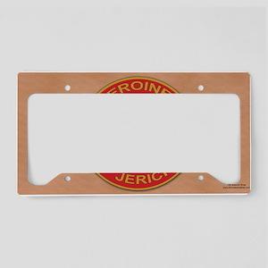 HOJ License plate copy License Plate Holder