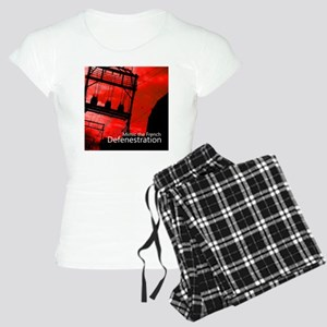 Defenestration CoverArt Women's Light Pajamas