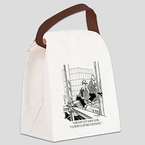 3700_construction_cartoon_BH Canvas Lunch Bag