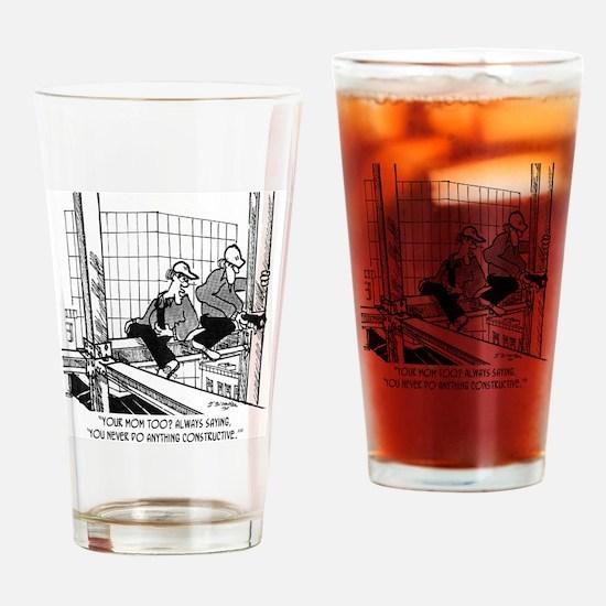 3700_construction_cartoon_BH Drinking Glass
