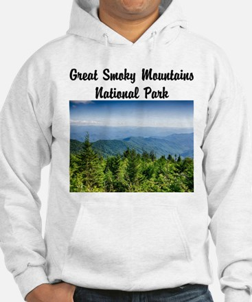 Clingmans Dome Great Smoky Hoodie