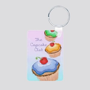 the cupcake club 2012 Aluminum Photo Keychain