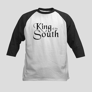 King of the South Kids Baseball Jersey