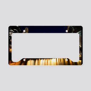 1DS2-14-7056-WALL-PEEL License Plate Holder
