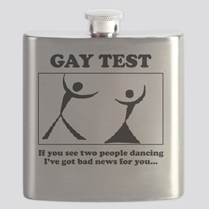 gay test Flask