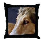 Borzeye Throw Pillow