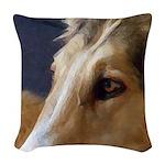 Borzeye Woven Throw Pillow