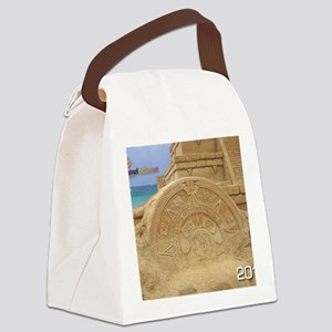 calendarcoverart Canvas Lunch Bag