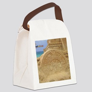 covernodate Canvas Lunch Bag