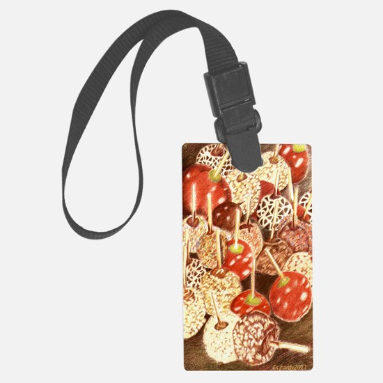 candyapples_kindlesleeve Luggage Tag