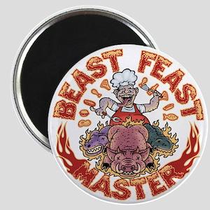 beast-feast2-T Magnet