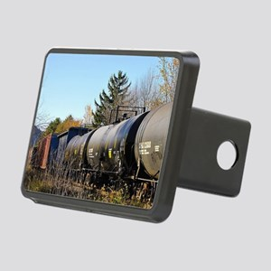 Train Rectangular Hitch Cover