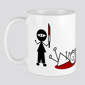 stickninjaCLRBG Mug