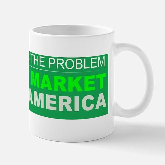 freethemarket Mug