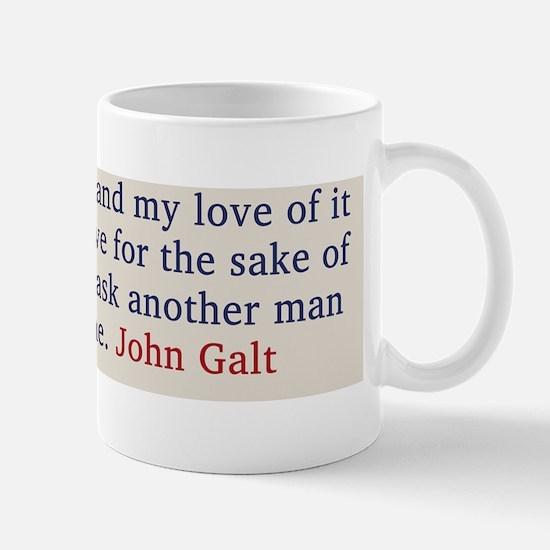 johngalt_saying Mug