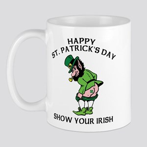Show Your Irish Mug