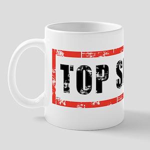 topsecret_red Mug
