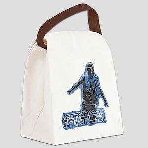 Future - Astronaut Status2 Canvas Lunch Bag