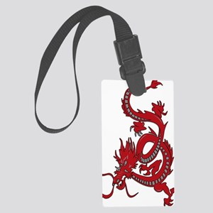 Red-Dragon Large Luggage Tag