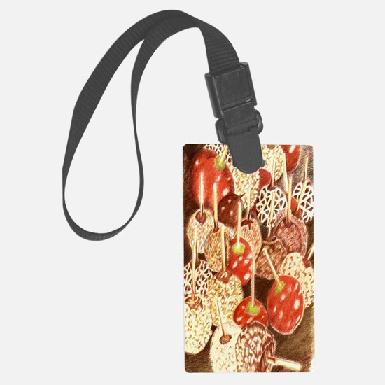 candyapples_itouch4case Luggage Tag