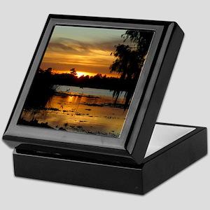Lowcountry Sunset Keepsake Box