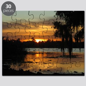 Lowcountry Sunset Puzzle
