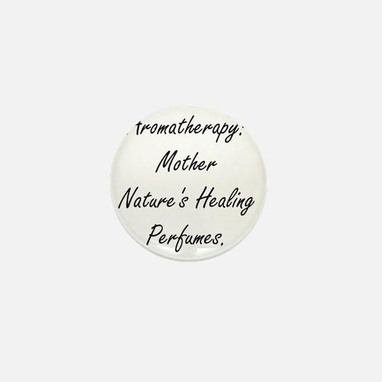 healing perfumes Mini Button
