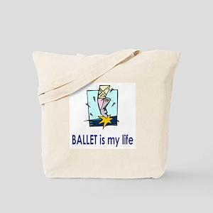 "BalletChick ""Life"" Tote Bag"
