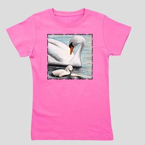 shirt_motherandswanpbaby Girl's Tee