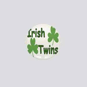 IrishTwinscompact Mini Button