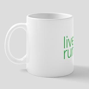 live2runF Mug
