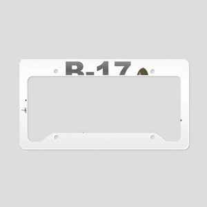 B17F_303rdRGBdarkTshirt License Plate Holder