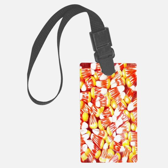Candy corn Itouch4 case Luggage Tag