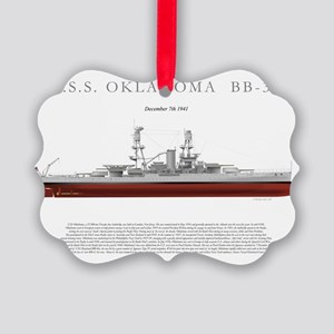 USSoklahoma_Print Picture Ornament