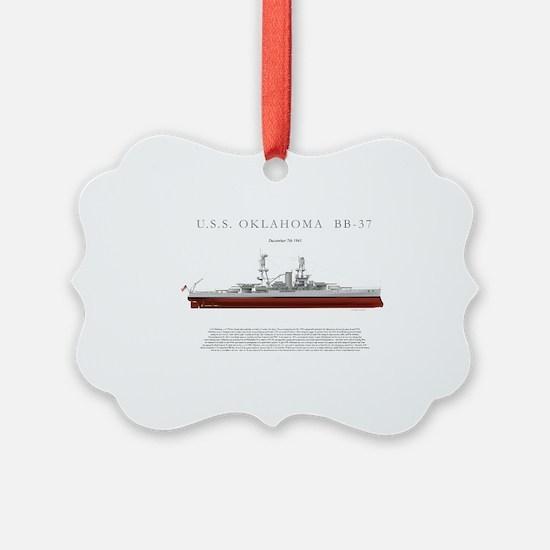 USSoklahoma_Print Ornament