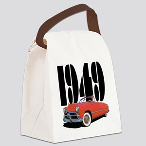 1949-10 Canvas Lunch Bag