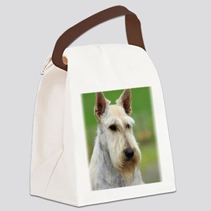 Scottish Terrier AA063D-101 Canvas Lunch Bag