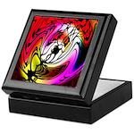 3-D Fractal Phenomenon Keepsake Box
