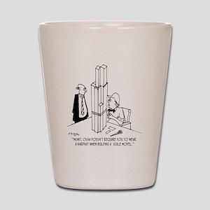3694_OSHA_cartoon Shot Glass