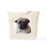 Snug Pugs Tote Bag