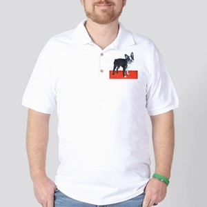 buddy no date squared Golf Shirt