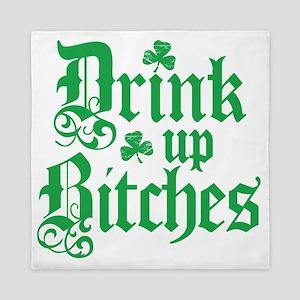 Drink Up Bitches 858573721 Queen Duvet