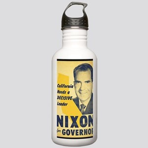 ART Nixon for Governor Stainless Water Bottle 1.0L