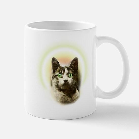 God Cat Mug