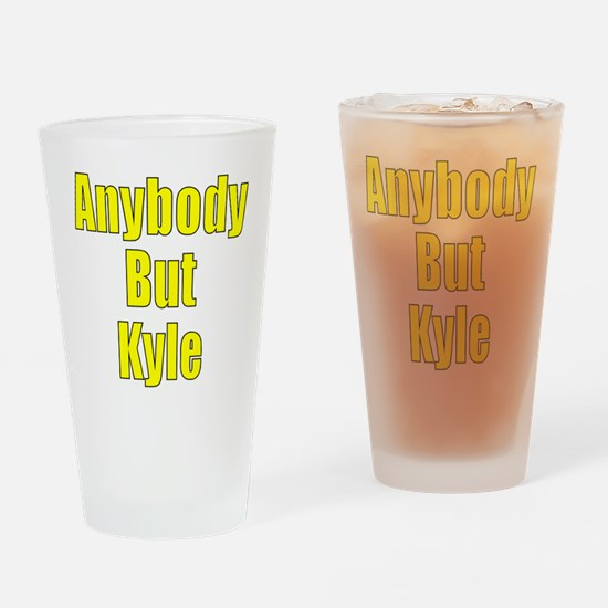abk-clear Drinking Glass