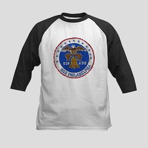 USS PHILADELPHIA Kids Baseball Jersey