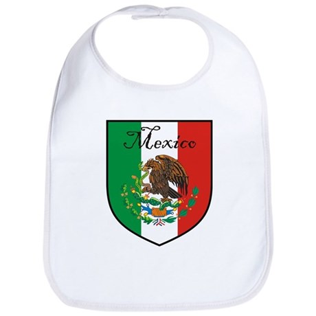 Mexican Flag / Mexico Crest Bib