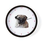 Buster Brown Wall Clock
